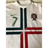 Camisa Portugal Cristiano Ronaldo - Camisa Portugal Masculina a86dc11ca6fce