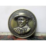 Medalla Florencio Molina Campos Moreno Buenos Aires 1985