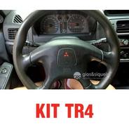 Kit De Adesivos Com Relevo Para Tr4 2002 Até 2008