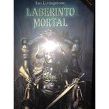 Laberinto Mortal De Ian Livingstone (libro De Rol) Y Otros