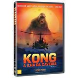 Dvd Kong: A Ilha Da Caveira - Original ( Lacrado)