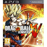 Juego Dragon Ball Xenoverse Digital Original Ps3