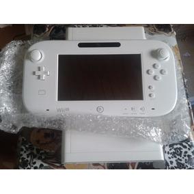 Nintendo Wii U Branco 8gb + 16 Jogos + Pen Drive 128gb