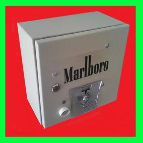 2 Maquina Despachadora Cigarros Largos Tambien
