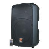 Caixa Acústica Staner Ativa Sr-315a Bluetooth, 300w Rms - B