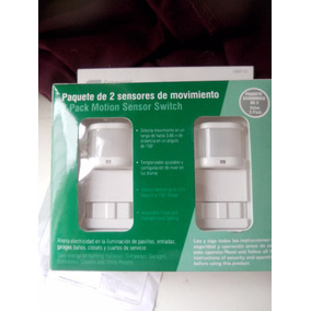 Sensor De Movimiento 2pack Comercial Electric