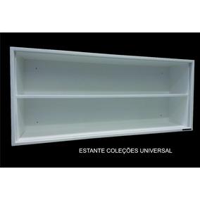 Estante Universal Bonecos Marvel Miniaturas Marujo Estantes