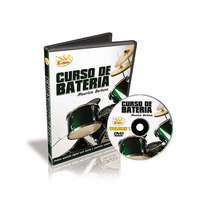 Curso Dvd Video Aula Bateria Mauricio Barbosa Volume 1
