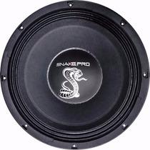 Alto Falante Woofer Snake Cobra 12.8k 12 4000w Rms Sub Grave