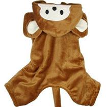 Disfraz Para Perro Escudo Árboles De Hoja Perenne Del Mono