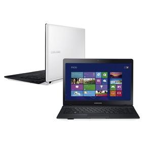 Notebook Samsung Np370e4k Celeron 4gb 500gb Windows 14