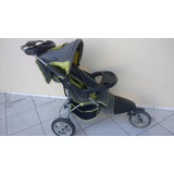 Carrinho Bebe Triciclo Burigotto Reforçado