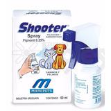 Shooter Spray Antipulgas Y Garrapatas