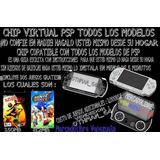 Chip Virtual Psp Todos Modelos + 2 Juegos Gratis + Sorpresa