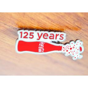 Pins Coca-cola Argentina (modelos 125 Años Y Corazón)