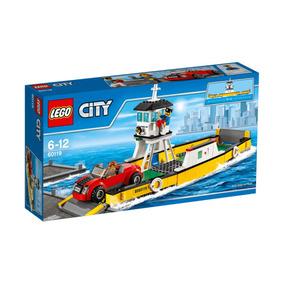 Lego 60119 Cidade Balsa Original - Mercado Envios