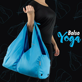 Bolso Rs21 Yoga Deportivo Dama Gym Fashion Gimnasio