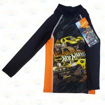 Camisa De Surf Para Niños De Hot Wheels