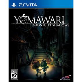 Yomawari: Midnight Shadows Psv Mídia Física Lacrado