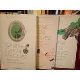Gabriel Garcia Marquez Lote X 3
