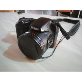 Camara Nikon Coolpix L820, Video Full Hd 16 Mpx, Stereo