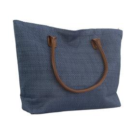 Bolsa De Praia Style Azul Marinho