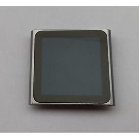 Ipod Nano 16gb Apple 6 Geração Rádio Cinza ( Usado ) 5ddw4