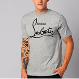 Camiseta - Christian Louboutin - Promoção