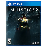 Injustice 2 Standard Edition Juego Ps4 Playstation 4 Stock