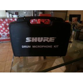 Microfono Shure Drum
