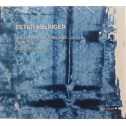 Cd Peter Ablinger - Der Regen, Das Glas, Das Lachen  Lacrado