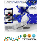 Protector Para Tablet Universal 7 Y 8- Bumper Antigolpes
