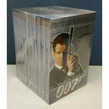 Box Coleção James Bond Especial Volume 2 - 10 Dvds - Lacrado