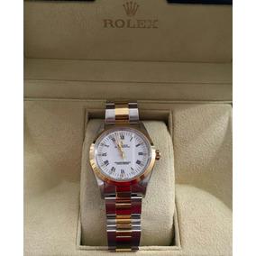 Reloj Rolex Oyster Perpetual. Oro 18 K-acero. Original.