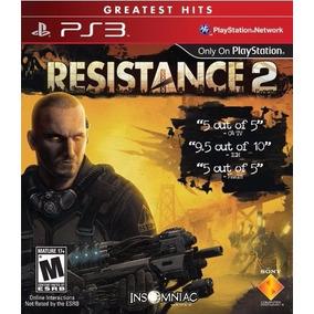 Resistance 2 Ps3 Nuevo! Fisico!