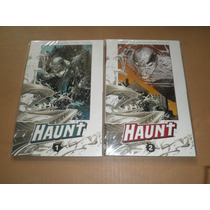 The Haunt Vol. 1 Y 2 Contienen Los #1-12 Image Ingles