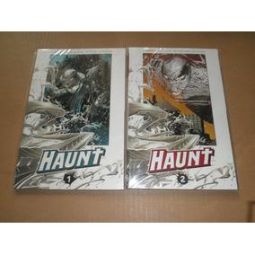 The Haunt Vol. 1 Y 2 Contienen Los #1-12 Image Ingles