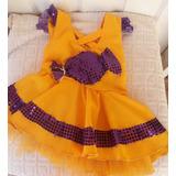 Disfraces De Niña Vestido De Bailarina 5 A 6 Años