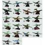 Coleção 40 Avioes Bombardeiros Segunda Guerra Mundial