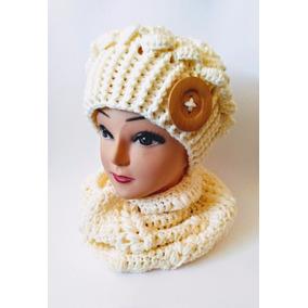 de0806aa72fde Gorras Boinas Mujer - Accesorios de Moda Piel en Mercado Libre México