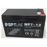 Pila Bateria 12v 7ah Recargable Ups Cerco Electrico Lampara
