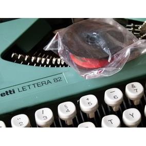 Fita Maquina De Escrever Olivetti Lettera 82 Nova