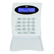 Receptor De Alarme Jfl Rdl-250 Programável Com Display Lcd