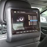 Cabeceros 9 Hd Lcd Tft Para Vehículo Reproductor Dvd+av