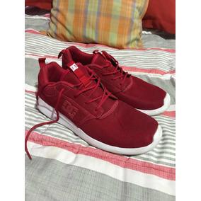 Zapatillas Dc Midway Rojas