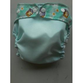 Pañales Ecológicos Pantaleta Plastica Con Broche Perlita