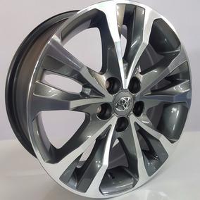 Rodas Corolla 2018 16 Altis Xrs Pcd Xei Gd + Porcas + Bicos