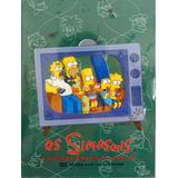 Box Original : Os Simpsons - 2ª Temporada - 4 Dvd