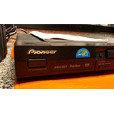 Reproductor Dvd Pioneer Dv-363 Impecable Sin Control Remot