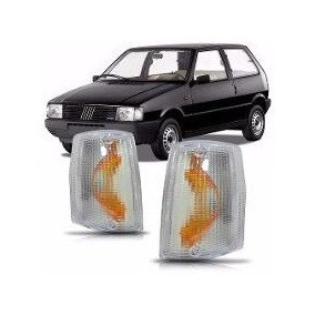 Lanterna Dianteira Pisca Fiat Uno 1985/1990 Cristal